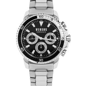 Versace Versus 45mm Stainless Steel Watch
